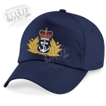 Officers badge baseball cap - officially licenced product